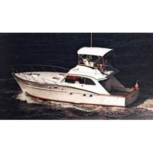 40' POST 40 FISHERMAN (1971) OFF MARKET