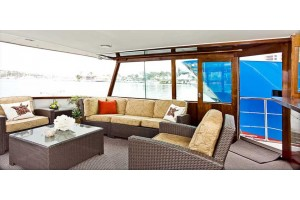 "62' CHRIS CRAFT CHARTER ""WHITE LIGHT"""