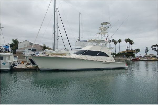 "58' OCEAN SUPER SPORT (1992) ""SEA DANCER"""