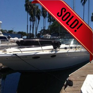37' SEA RAY 370 SUNDANCER