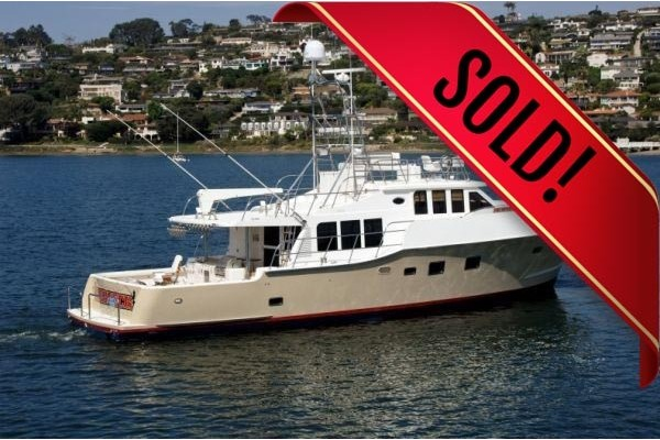 62' Mikelson Nomad LRCSF SOLD!