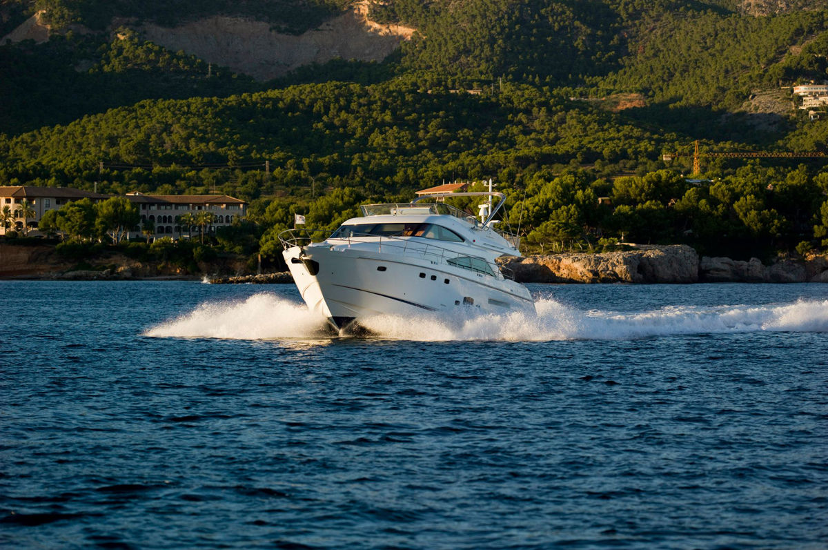 Fairline 65 Squadron Yacht for sale