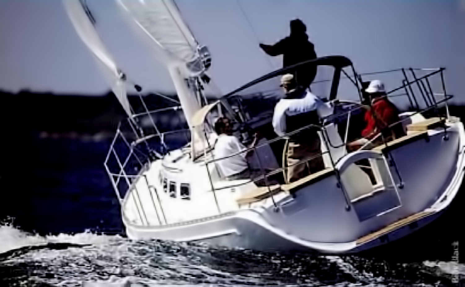 Freedom 40-40 Sailboat Review