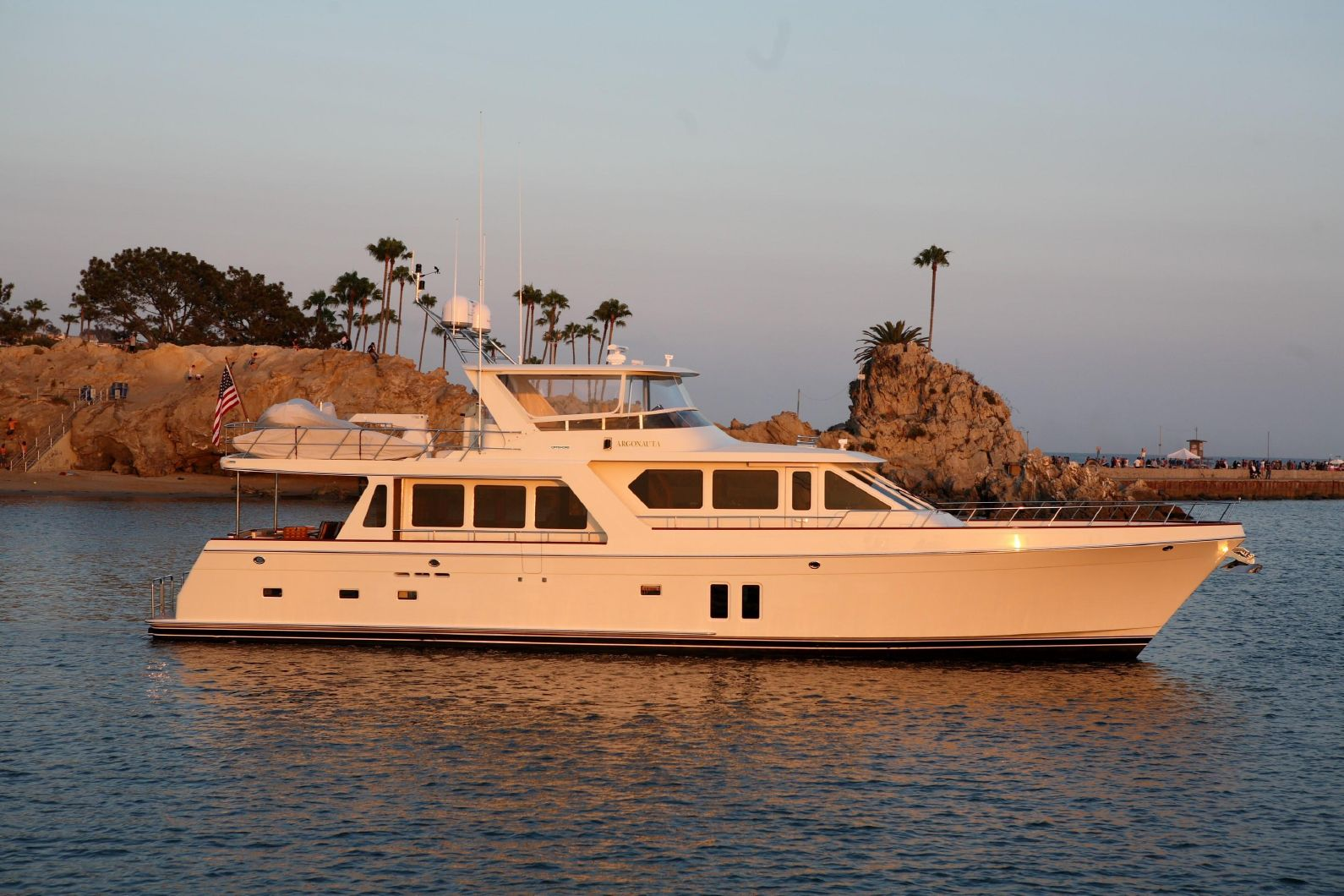 Argonauta Offshore 76 Long Range Cruising Yacht for sale