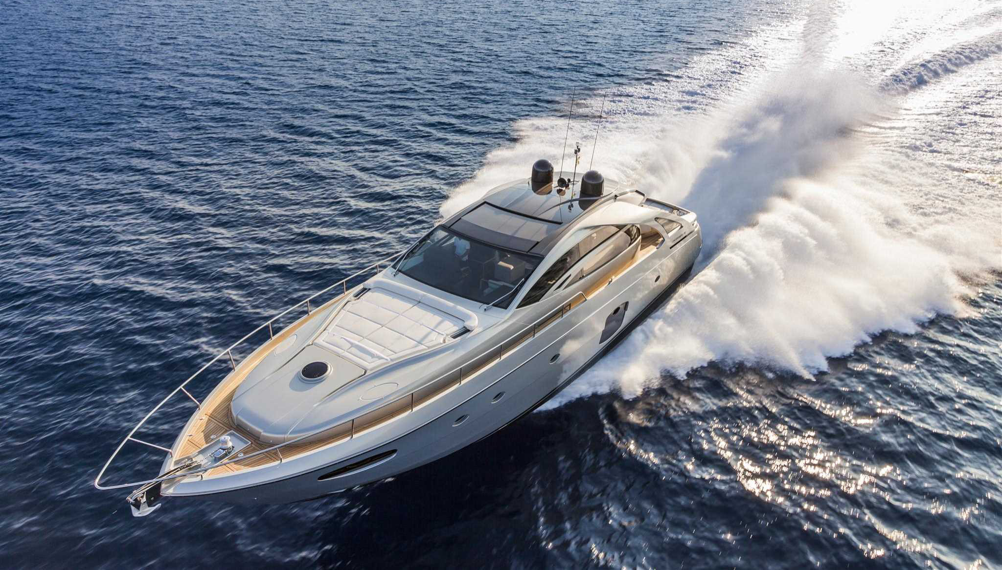 2018 Pershing Yachts 70 Luxury Boat for sale