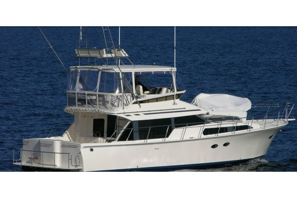 Mikelson M50 Luxury Sportfisher For Sale