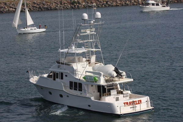 Mikelson M59 Cruising Sportfisher for Sale