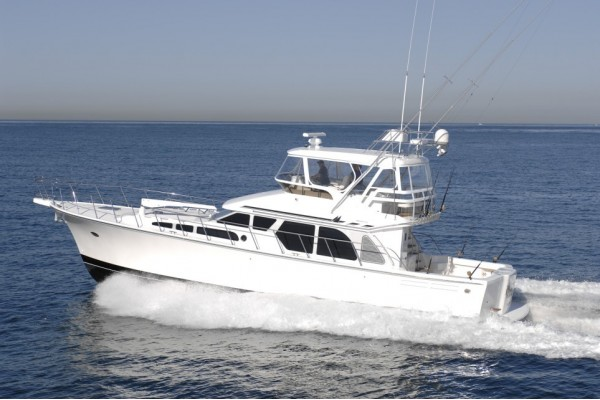 Mikelson M57 Luxury Sportfisher for Sale