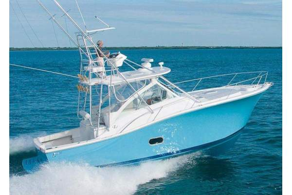 Sportfishing boats for sale dick simon yachts boats for Long beach fishing boat