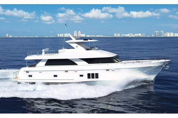 Long Range Cruising Poweryachts
