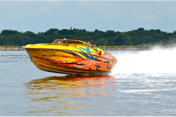 Racing/High Performance Powerboats