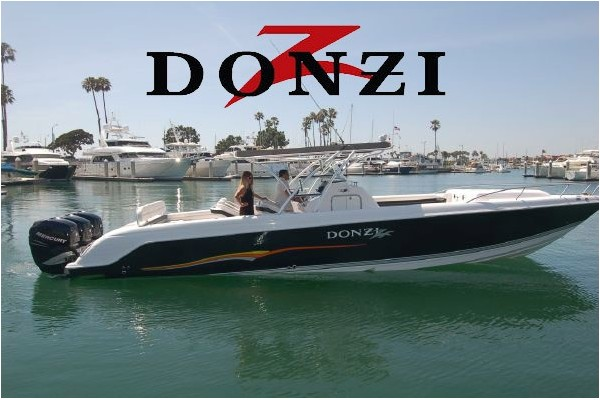 Donzi Boats for Sale
