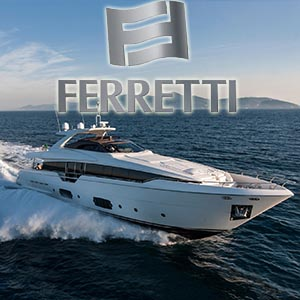 Ferretti Yachts for Sale