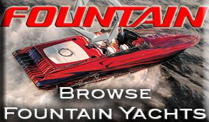 Fountain yachts for sale