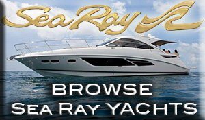 Sea Ray Yachts for Sale