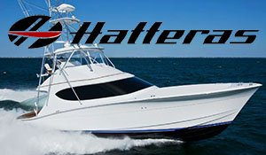 Hatteras boats for sale