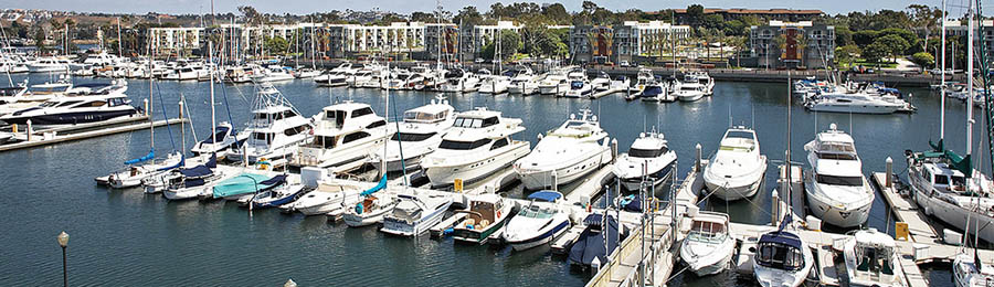 Marina Del Rey - Dick Simon Yachts | Boats for Sale in Dana