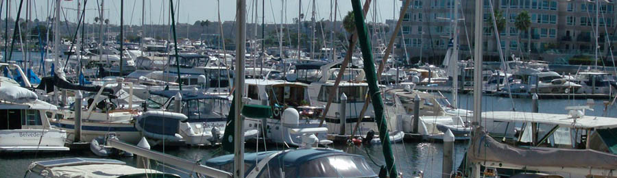 Marina Del Rey - Dick Simon Yachts | Boats for Sale in Dana Point