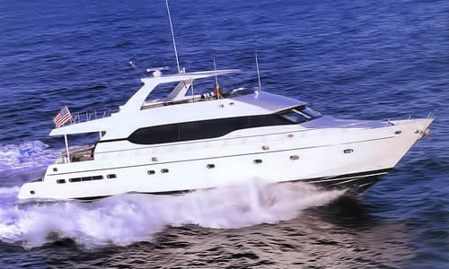 82' Monte Fino Cockpit Motoryacht BOAT INTERNATIONAL Review