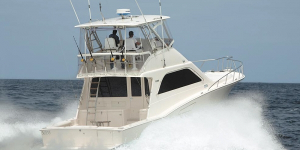 CABO 48 Flybridge: A bigger bang, Boating Magazine Review