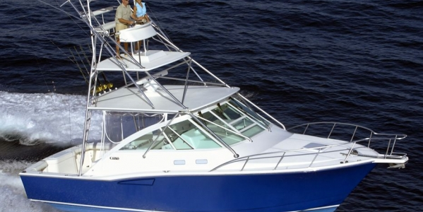 CABO 35 Solid Quality and Attention to Detail - Salt Water Sportsman