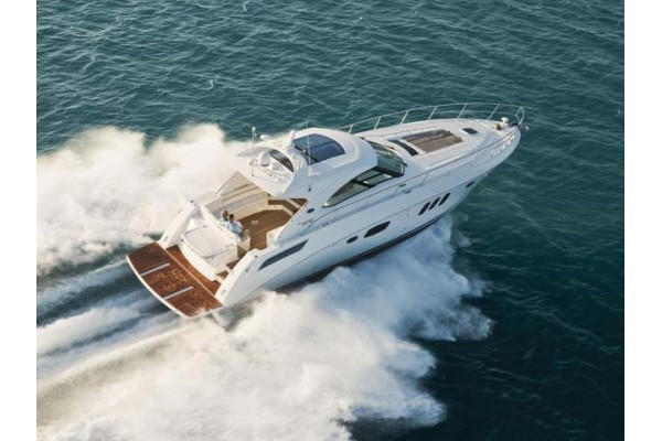54' SEA RAY 540 SUNDANCER (2012) OFF MARKET