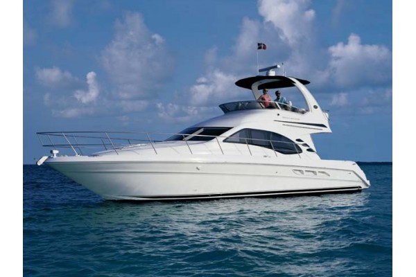 42' SEA RAY 420 SEDAN BRIDGE (2005) OFF MARKET