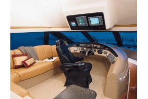 57' CARVER VOYAGER 570 PILOTHOUSE (2003)