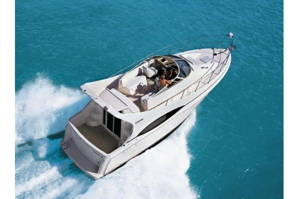 """36' CARVER 360 MARINER (2004) """"ON THE C'S"""""""