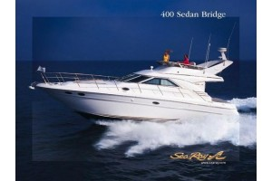 40' SEA RAY 400 SEDAN BRIDGE (2003)