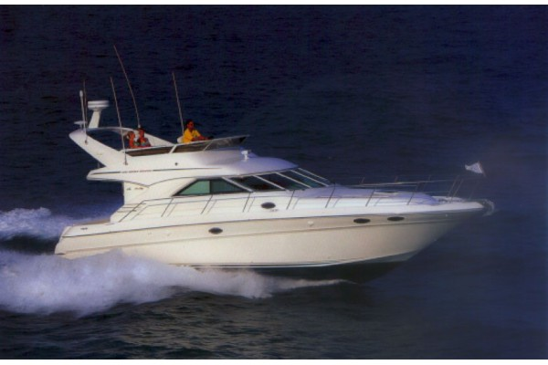 "40' SEA RAY 400 SEDAN BRIDGE (1996) ""SEA CUP"" *LLC*"