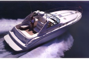 37' SEA RAY 370 SUNDANCER (1996)