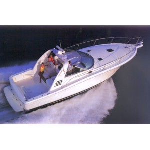 37' SEA RAY EXPRESS CRUISER (1998)