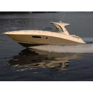 35' SEA RAY 350 SUNDANCER (2008)