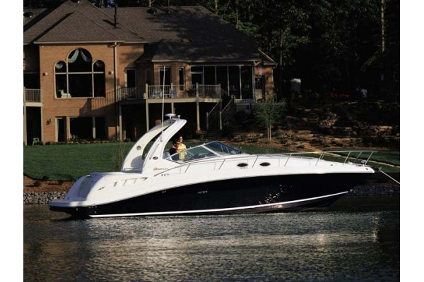 34' SEA RAY 340 SUNDANCER (2006)