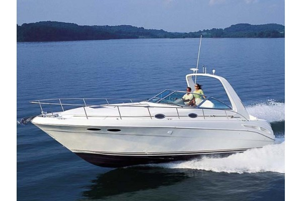 34' SEA RAY 340 SUNDANCER (2003) OFF MARKET
