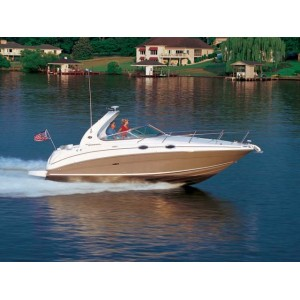 28' SEA RAY 280 SUNDANCER (2008)