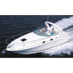 28' SEA RAY 280 SUNDANCER (2002)
