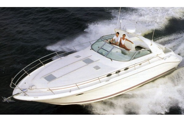 "37' SEA RAY 370 SUNDANCER (1997) ""FAN SEA EXPRESS"""