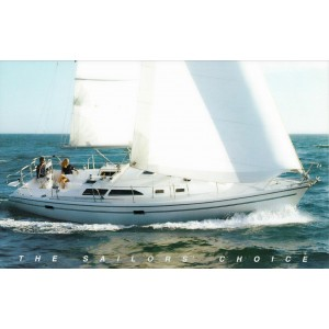36' CATALINA 36 MKII W/OCEANSIDE SLIP (2001)