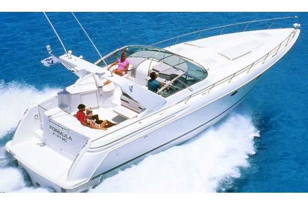 "41' FORMULA 41 PC (1998) ""LAST DANCE"" OFF MARKET"