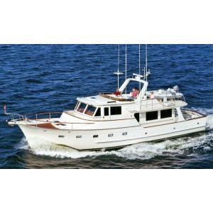 55' FLEMING PILOTHOUSE MOTORYACHT (1999)