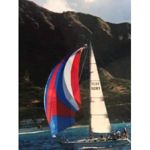42' Catalina 42 Mark I (1989)