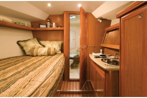 45' HUNTER 45 DECK SALON (2008)