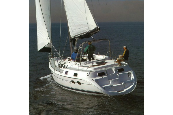 "42' HUNTER 420 PASSAGE (2001) ""SERENDIPITY III"""