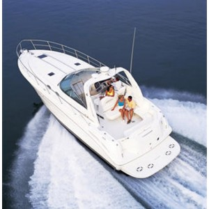 38' SEA RAY 380 SUNDANCER (2001)