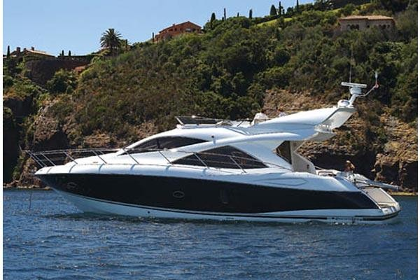 "50' SUNSEEKER MANHATTAN 50 (2006) ""TWO SUNZ"" *LLC*"