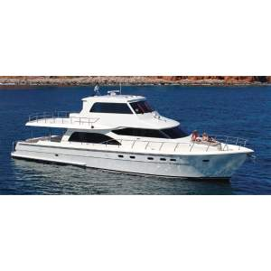 74' HAMPTON 740 YACHT FISHER (2006)
