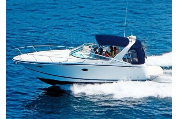 2001 30' CHRIS CRAFT 308 EXPRESS CRUISER SOLD in Dana Point CA
