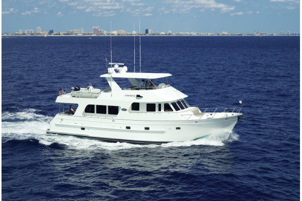 65' OUTER REEF 65 MOTOR YACHT (2008) OFF MARKET